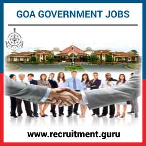 Goa Government Jobs 2017 18 | Apply for 5634 Goa Govt Jobs   Jobs in Goa
