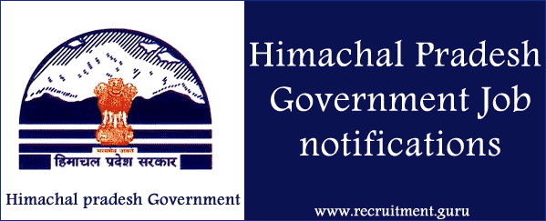 HPU Recruitment 2017 | 100+ Himachal Pradesh University Vacancy @ www.hpuniv.nic.in