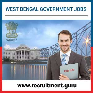West Bengal Govt Jobs 2017 18 | Apply for Latest WB Govt Jobs 2017 & Government Jobs in West Bengal