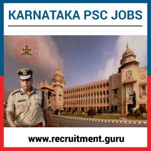 KPSC Recruitment 2017 Notification | Karnataka PSC Latest Vacancies, www.kpsc.kar.nic.in Syllabus, Kar PSC Previous Papers, KPSC Result