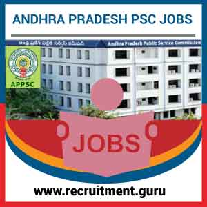 APPSC Jobs 2017   Latest Andhra Pradesh PSC Notification 2017, APPSC OTPR Process   www.psc.ap.gov.in