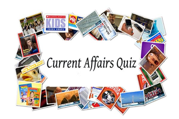 Practice 16th June 2017 GK Quiz Based on Current Affairs and Latest Updates