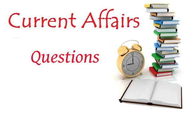 19th June 2017 GK Questions – Daily Current Affairs GK Updates