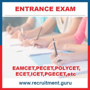 Entrance Exams | All India Engineering, Medicine, MBA, Law Competitive Exams