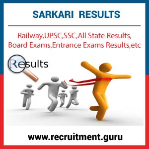 SSCNWR Results 2017 | Download SSCNWR Exam Results 2017 @ www.sscnwr.org